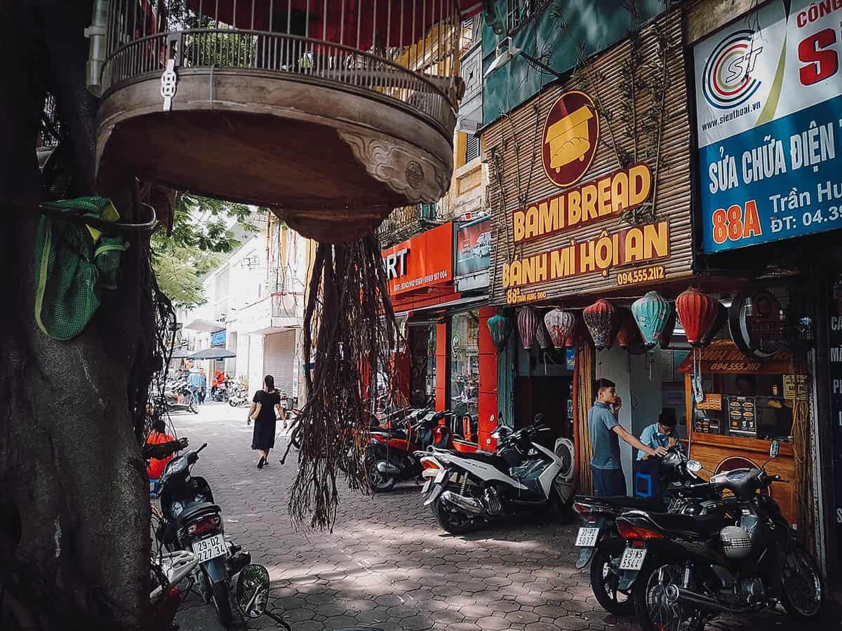 Bami Bread shop