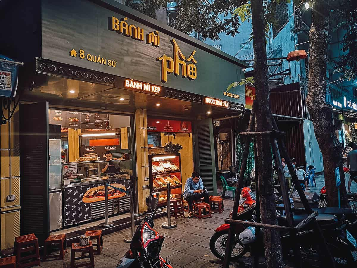 Banh Mi Pho shop