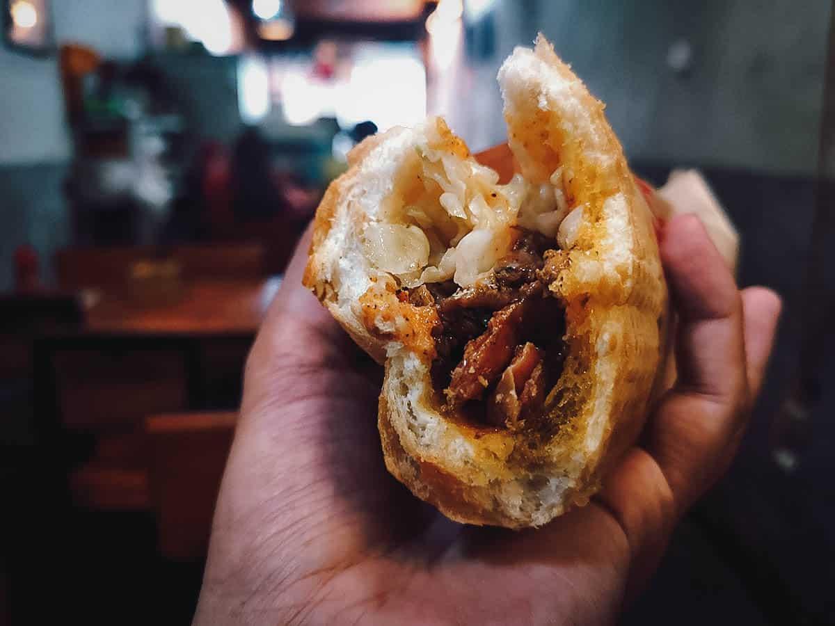 Banh mi at Bánh Mỳ P
