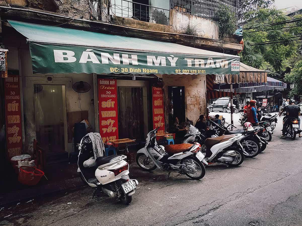 Bánh Mỳ Trâm shop
