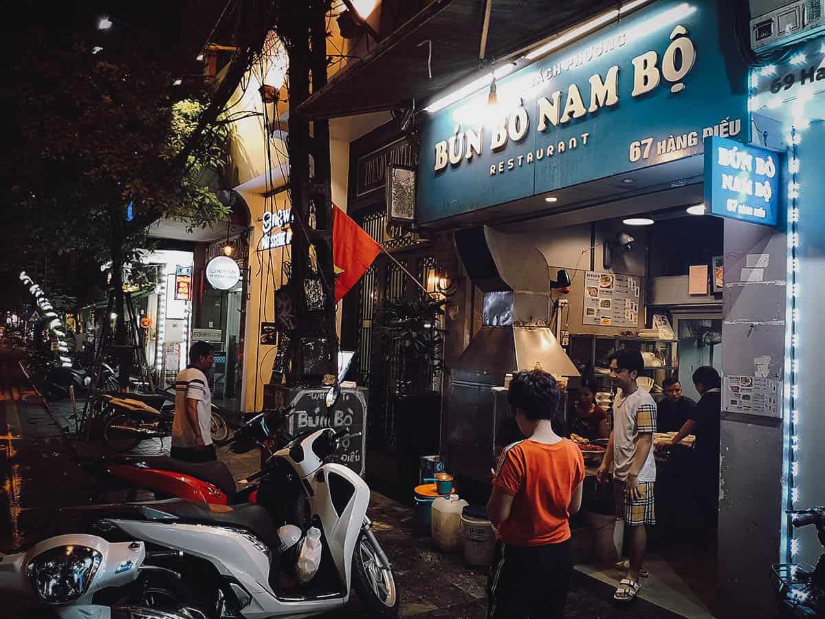 Bún Bò Nam Bộ Bách Phương shop