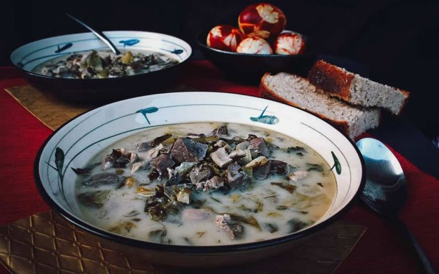 GREECE: Magiritsa, a Traditional Greek Easter Soup (Recipe)