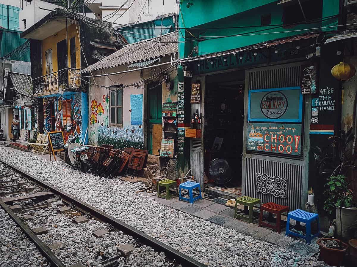 The Railway Hanoi, Vietnam