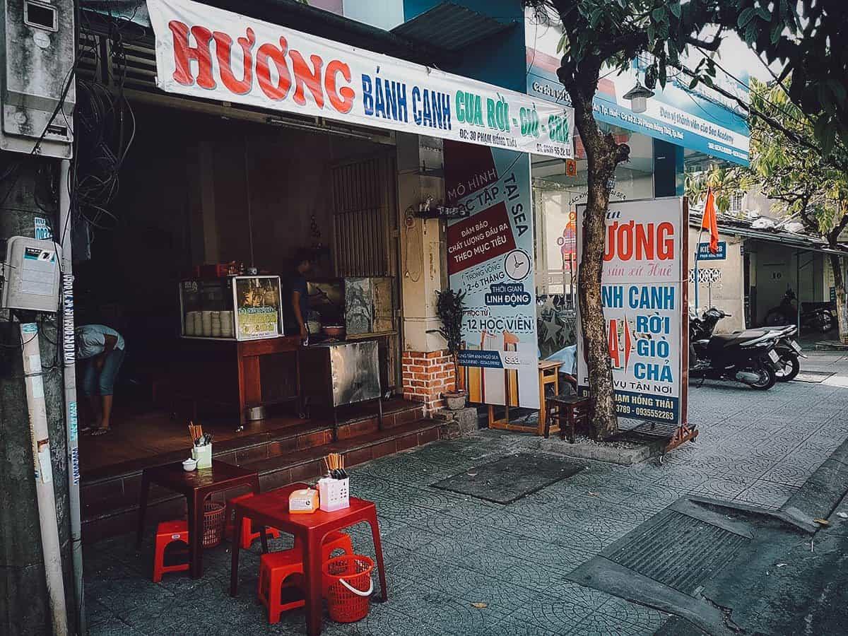 Banh Canh Cua Roi Huong exterior