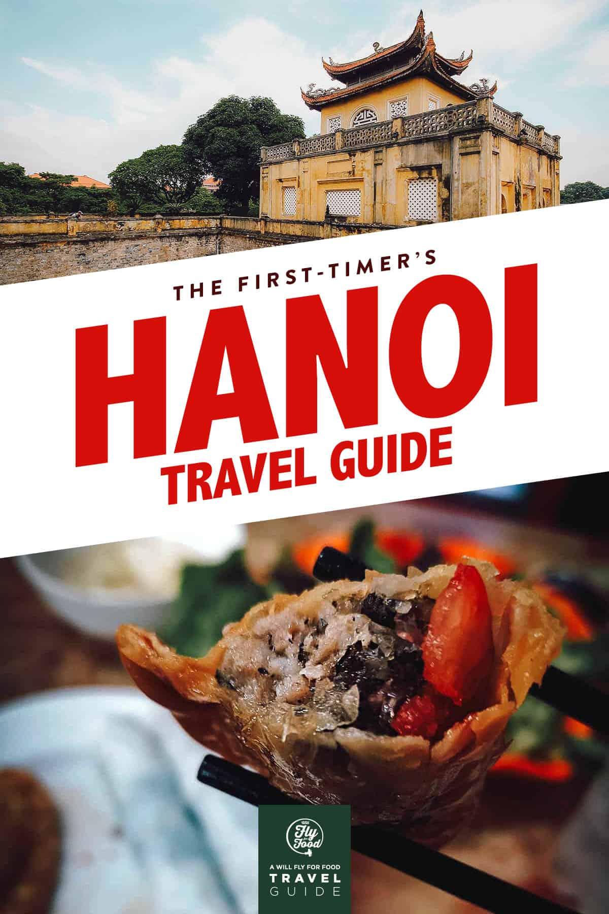 Scenes around Hanoi