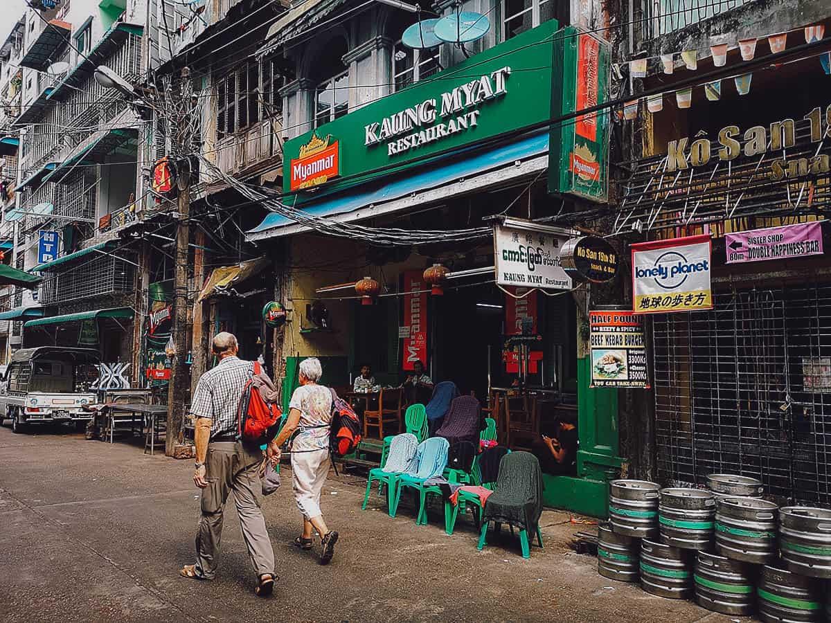 Kaung Myat, Yangon, Myanmar