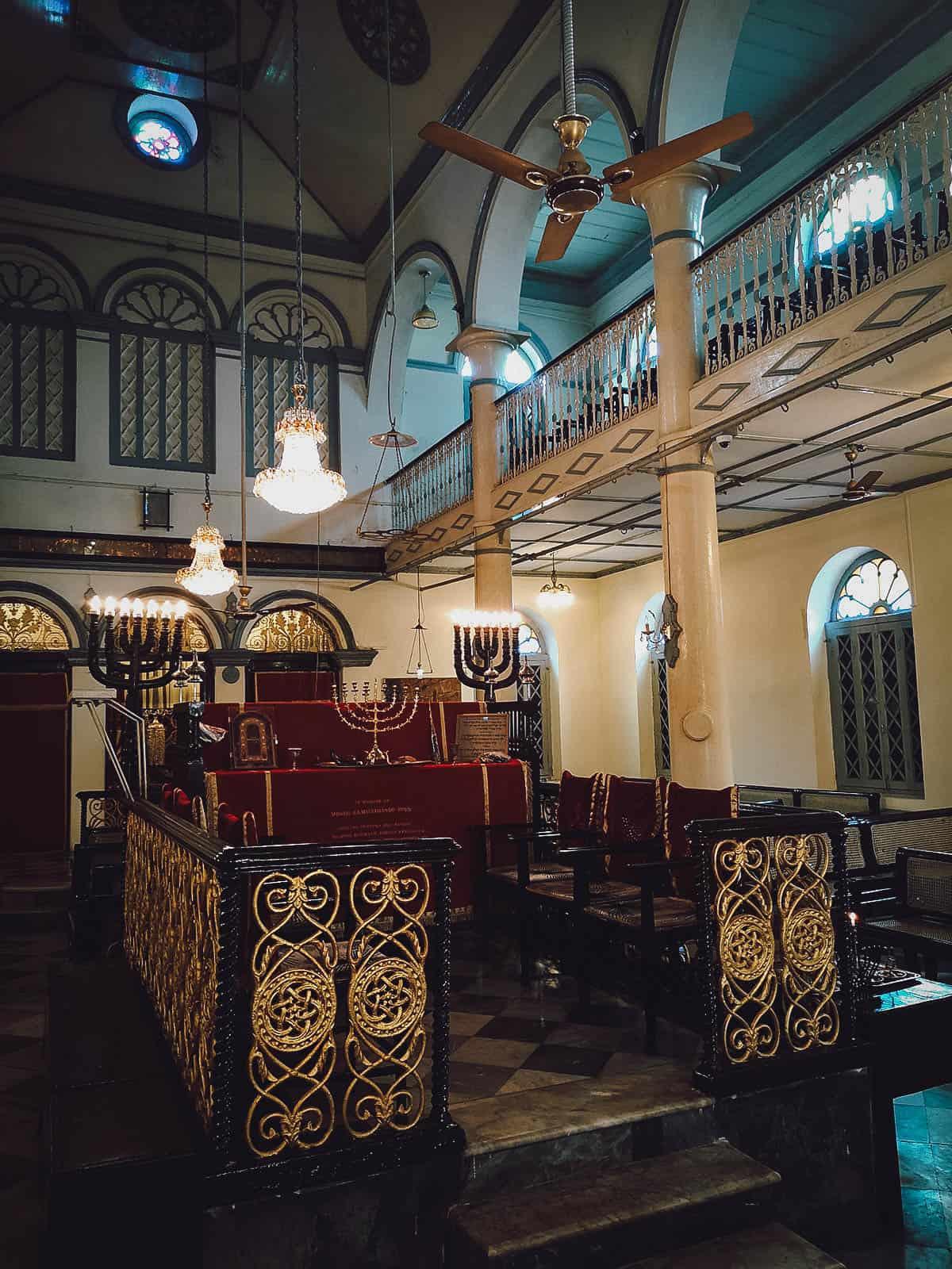 Musmeah Yeshua Synagogue, Yangon, Myanmar