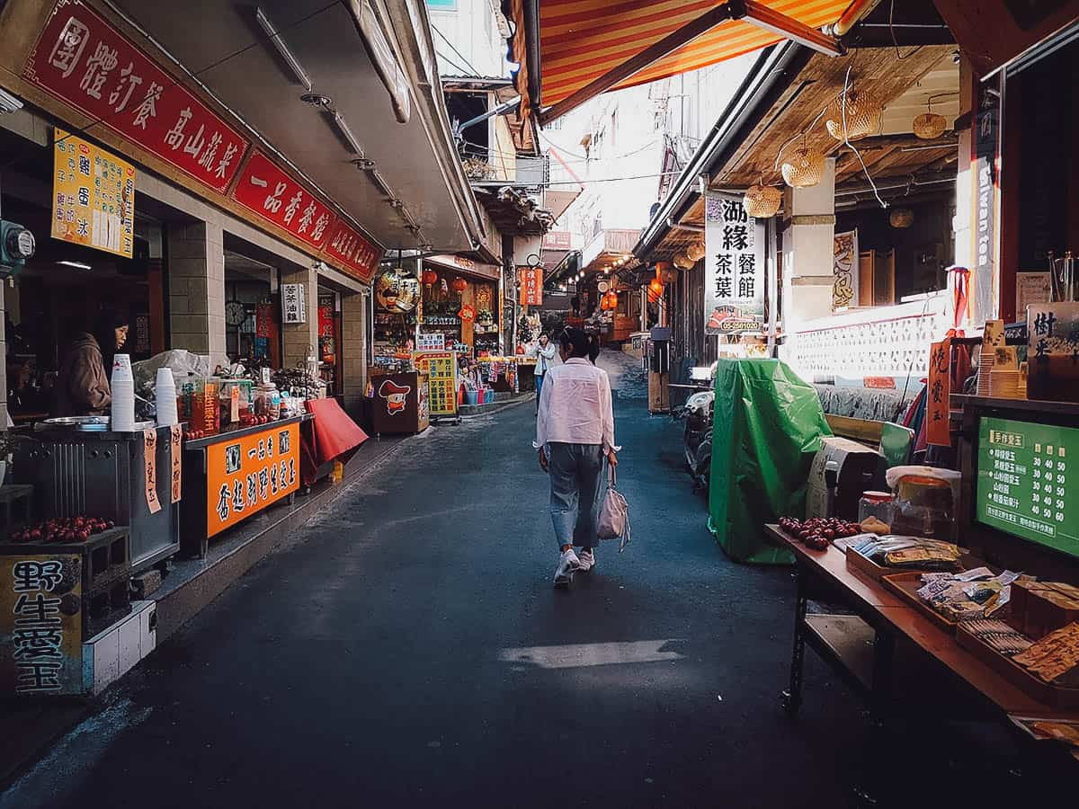 Fenqihu, Chiayi County, Taiwan
