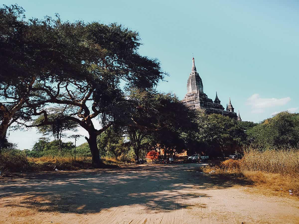 Shwegu Gyi Phaya, Bagan, Myanmar