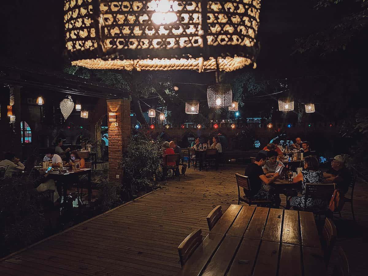 Sanon Training Restaurant, Bagan, Myanmar
