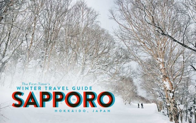The First-Timer's Winter Travel Guide to Sapporo in Hokkaido, Japan (2020)