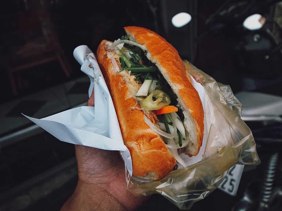 Banh mi at Banh Mi Huynh Hoa