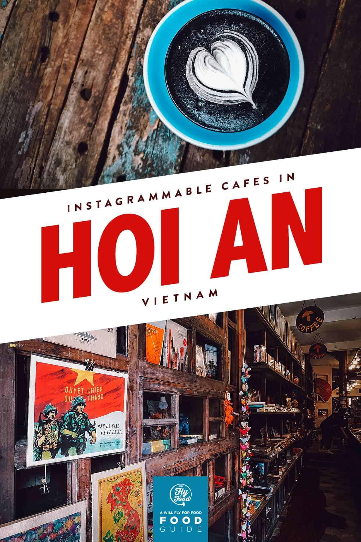 Coffee in Hoi An, Vietnam