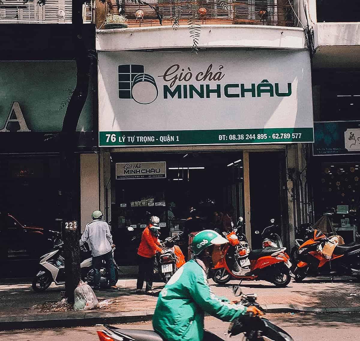 Minh Chau exterior