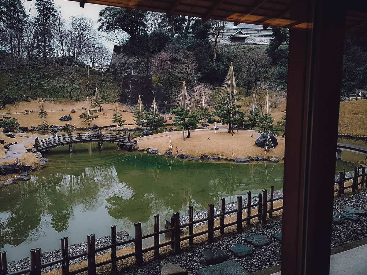 Gyokusen-Inmaru Garden