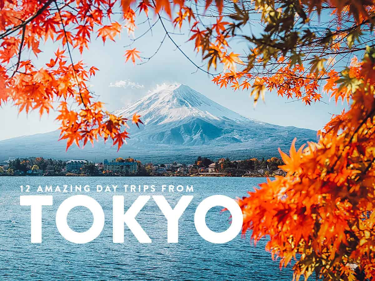 Tokyo Day Trips: 12 Fun Places to Visit