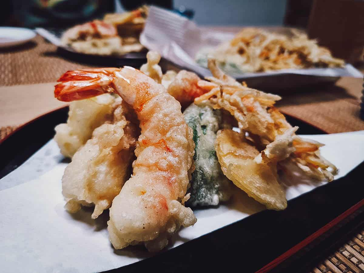 Cooking Classes in Japan: Make Udon and Tempura in Tokyo!