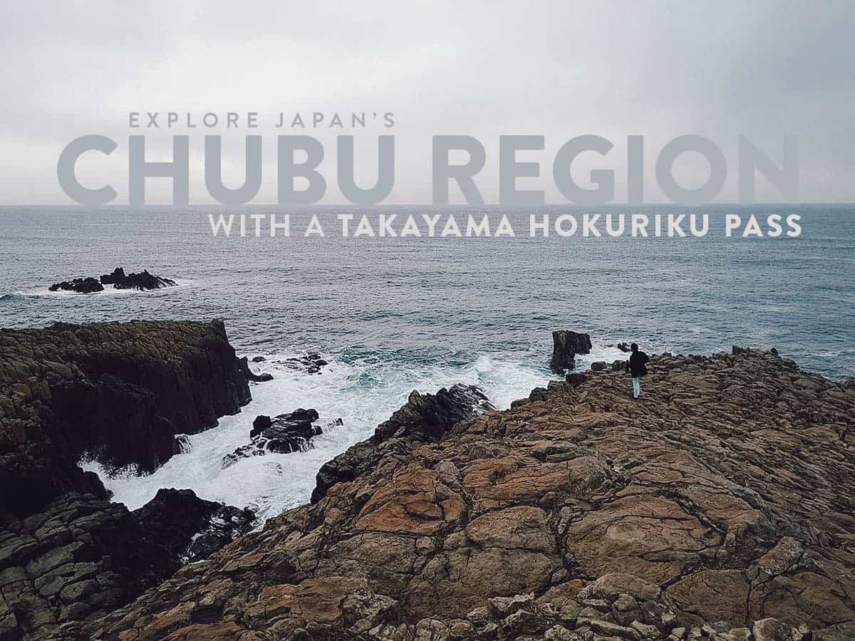 Takayama-Hokuriku Area Tourist Pass: Explore the Chubu Region with JR Central