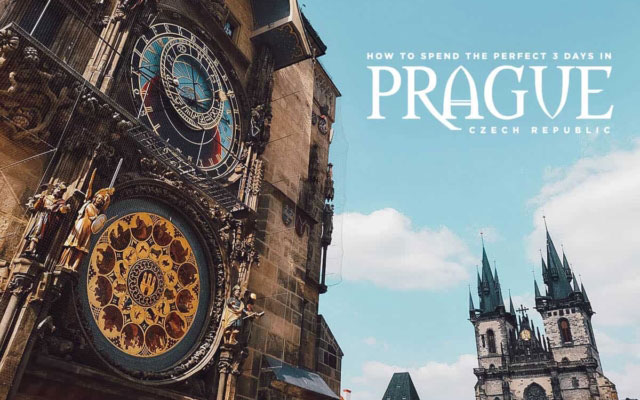 The Perfect Prague 3-Day Itinerary