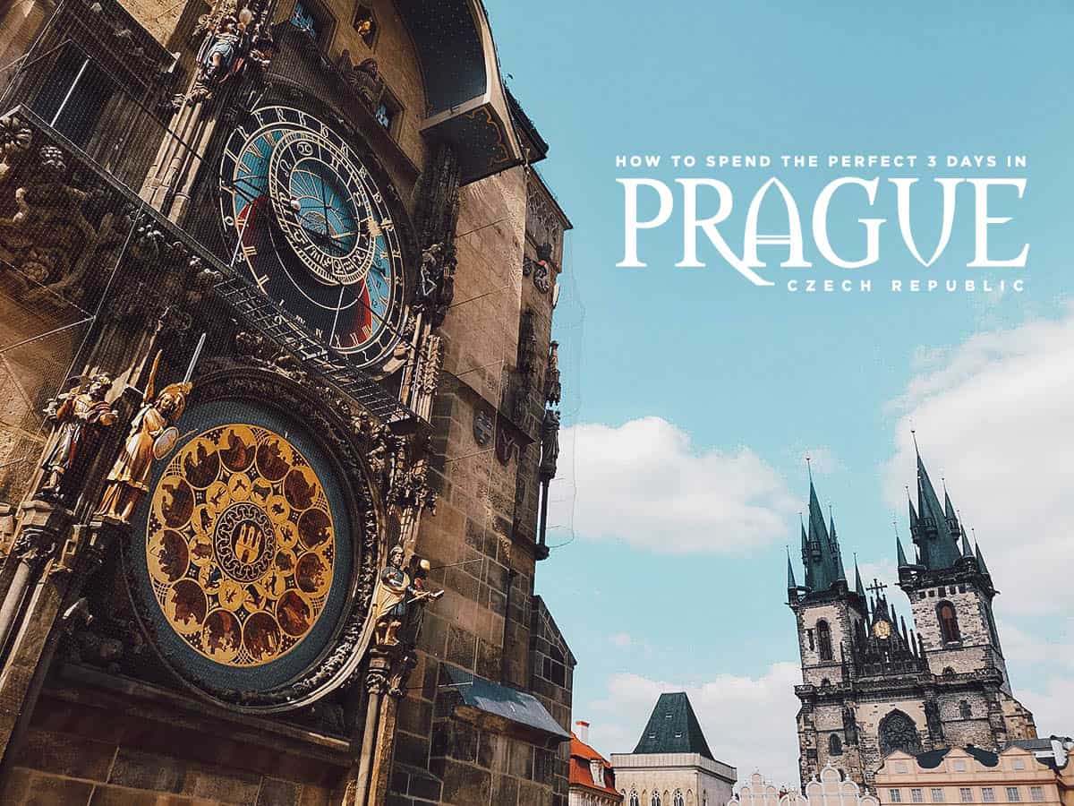 3 Days in Prague: The Perfect Itinerary