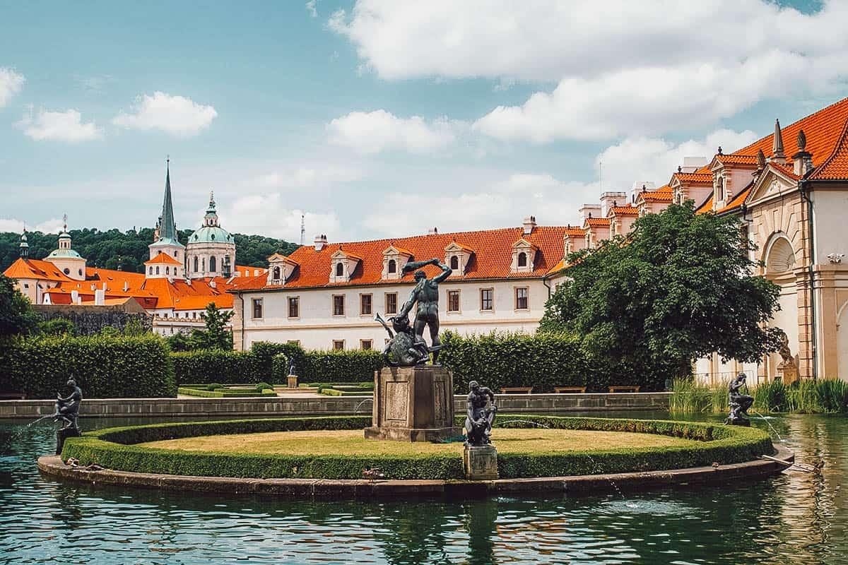 Waldstein Garden, Prague, Czech Republic