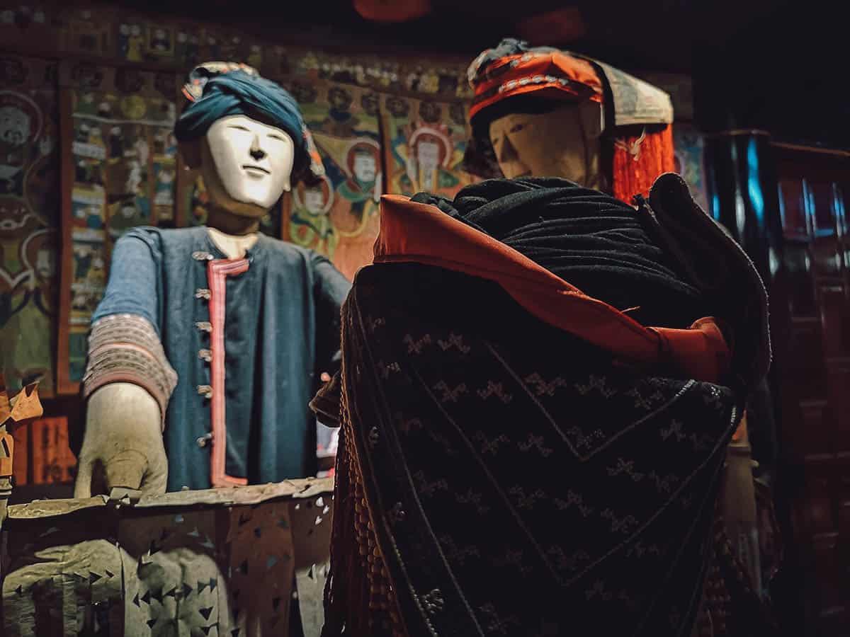 Sapa Museum, Vietnam