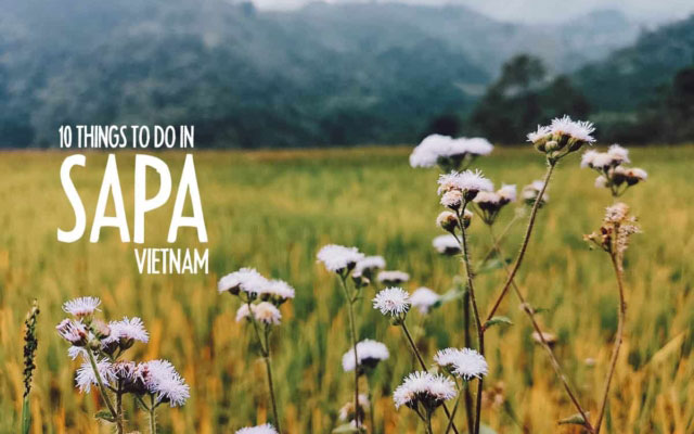 10 Essential Things to Do in Sapa, Vietnam