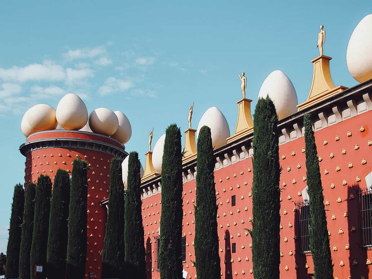 Dali Theater-Museum in Figueres