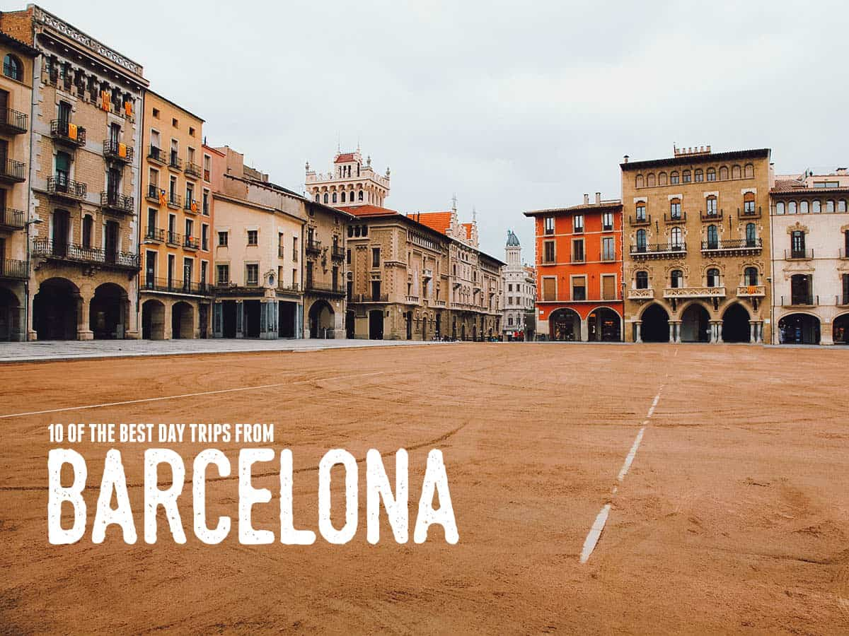 10 Fun Day Trips from Barcelona