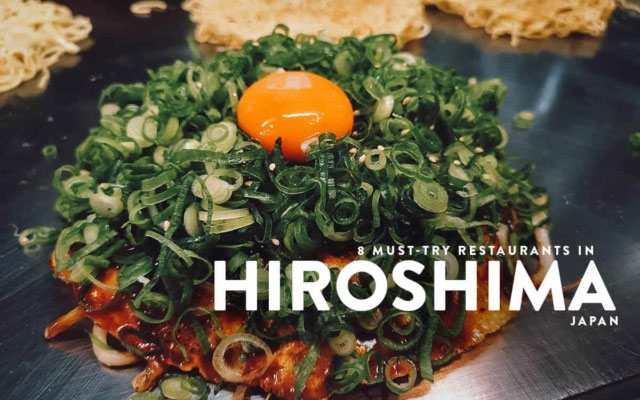 Hiroshima and Miyajima Food Guide: 8 Must-Try Restaurants