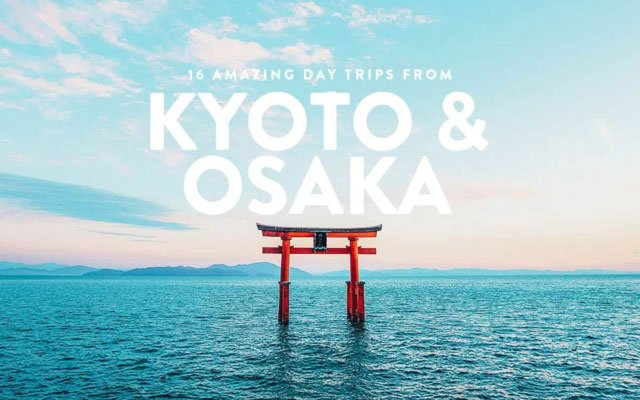 16 Fun Day Trips from Kyoto and Osaka