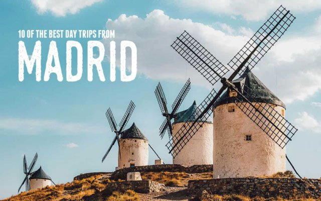 10 Fun Day Trips from Madrid
