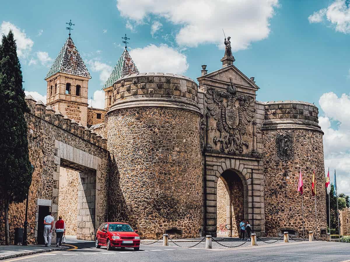 Gate in Toledo