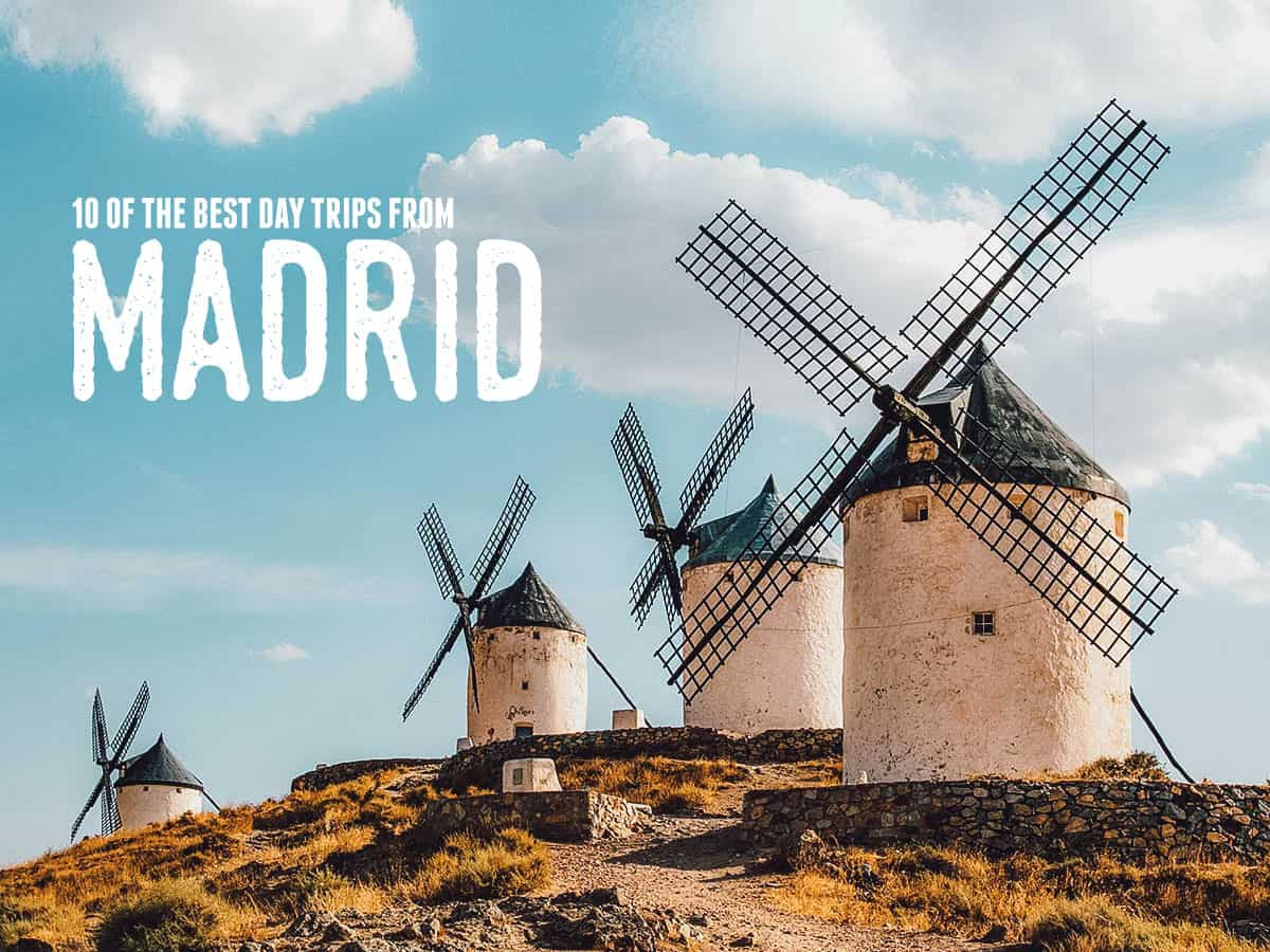 10 of the Best Day Trips from Madrid