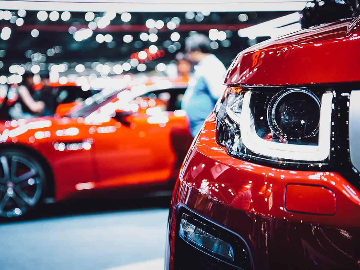 Cars at Mazda Museum