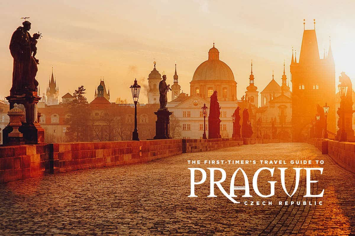 The First-Timer's Travel Guide to Prague, Czech Republic (2020)