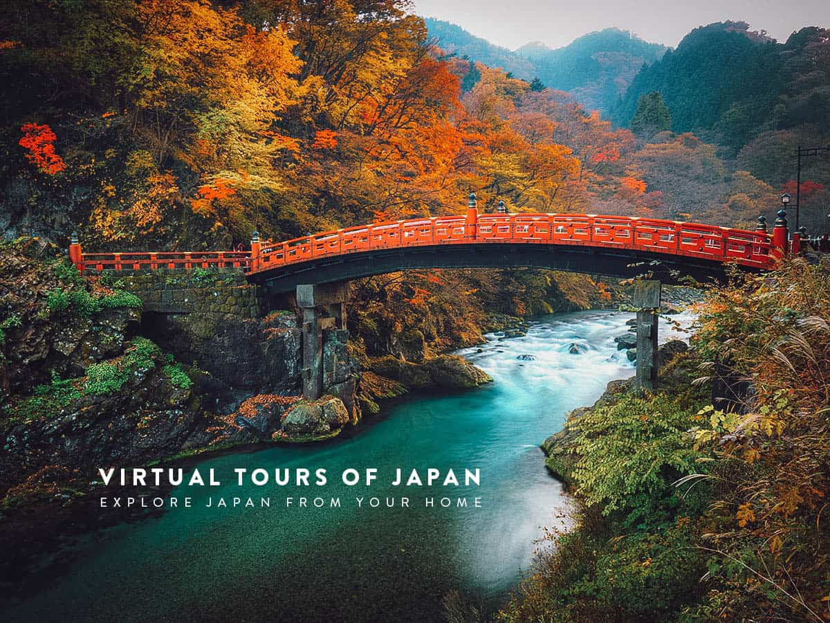Virtual Tours of Japan: Explore Japan From Your Home