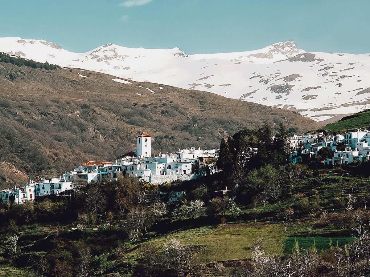 Alpujarran village