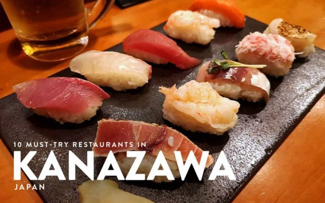 Kanazawa Food Guide: 10 Must-Try Restaurants