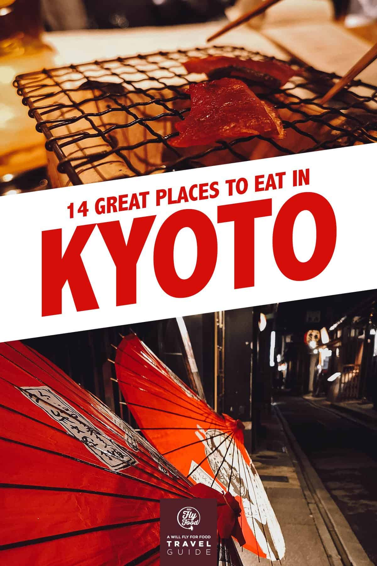 Scenes from Kyoto