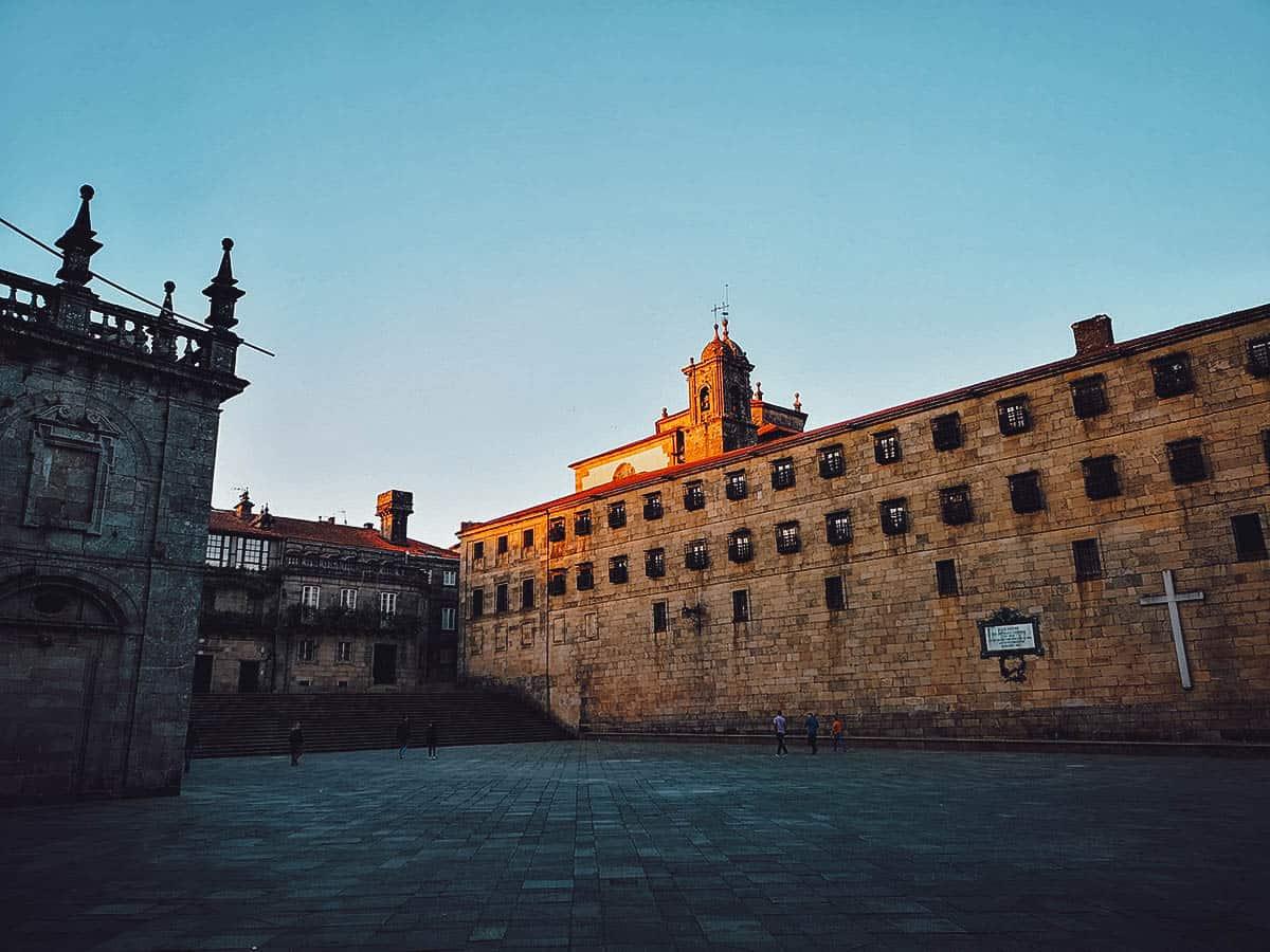 Mosteiro de San Paio de Antealtares