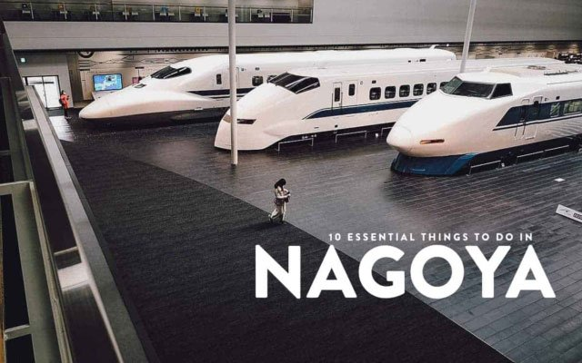 10 Essential Things to Do in Nagoya, Japan