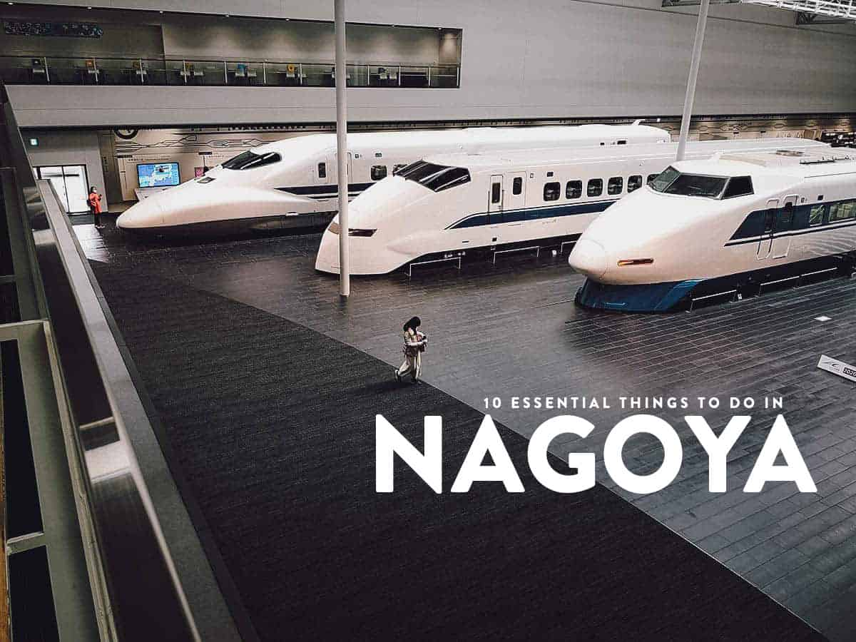 Nagoya Attractions: The 10 Best Things to Do