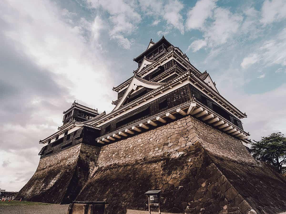 Kumamoto Castle exterior