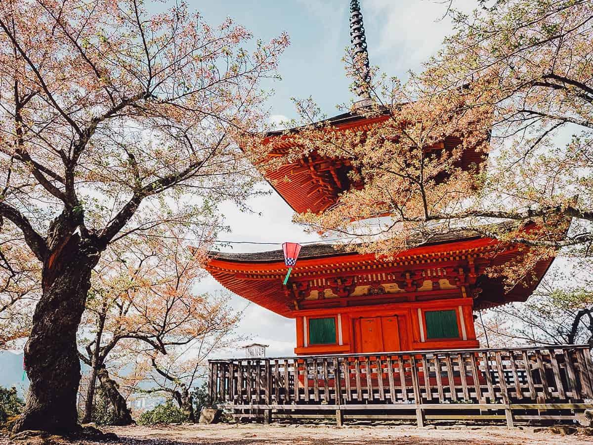 Tahoto Pagoda