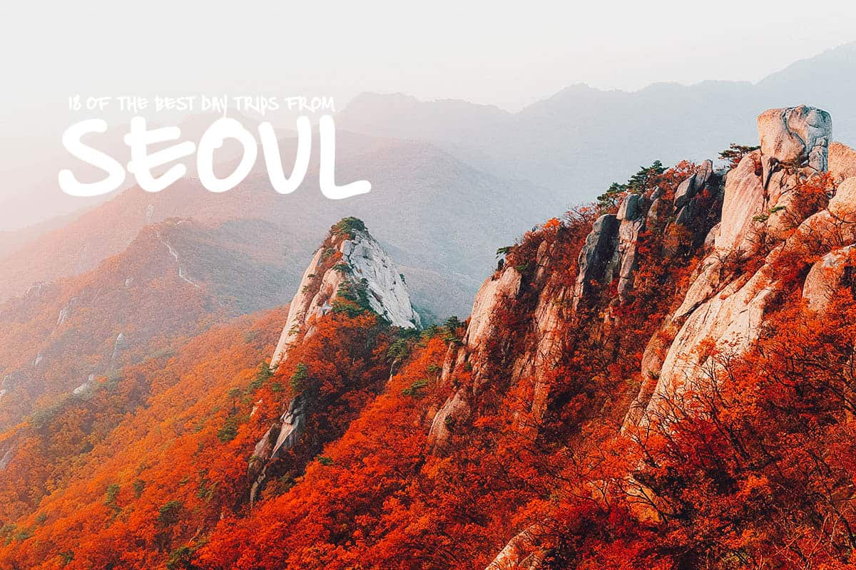 18 of the Best Day Trips from Seoul