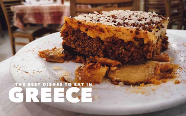 Greek Food Guide: 20 Must-Try Dishes in Greece