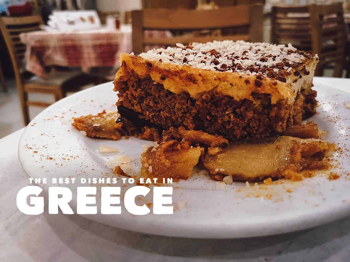 Greek Food: 20 Dishes to Eat in Greece