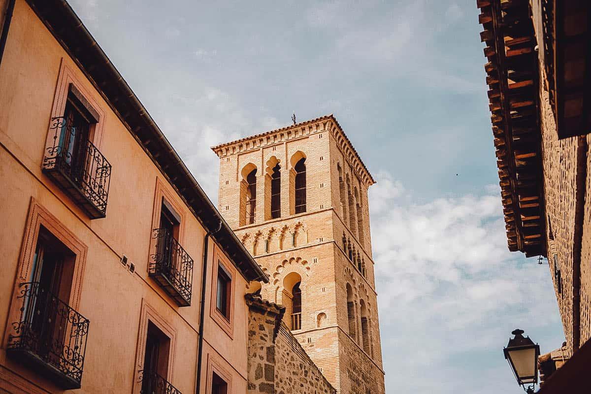 Iglesia de Santo Tome