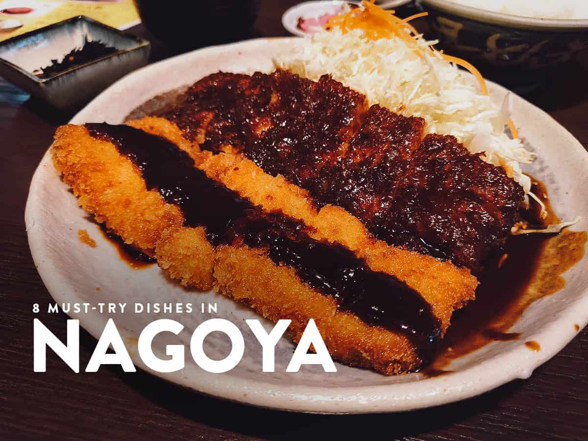 Nagoya Food Guide: 8 Must-Try Dishes